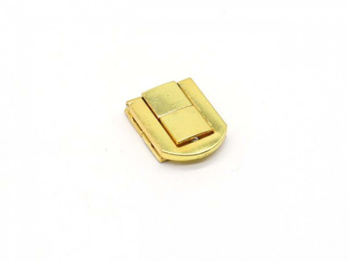 Замок А-024 золотий
