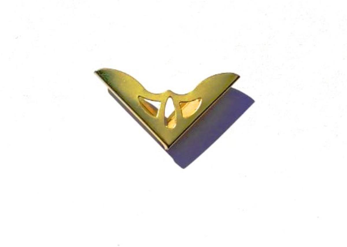 Кутик для папок з візерунком С-122