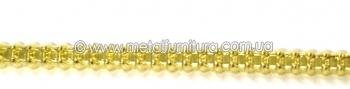 Декор пластиковый планка (штапик) 50 см цена за (5шт)