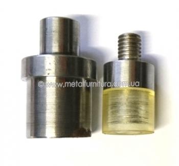 Матрица для хольнитенов диаметр 6мм,7мм,8мм,9мм,10мм