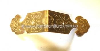 Уголок F-060 золотой