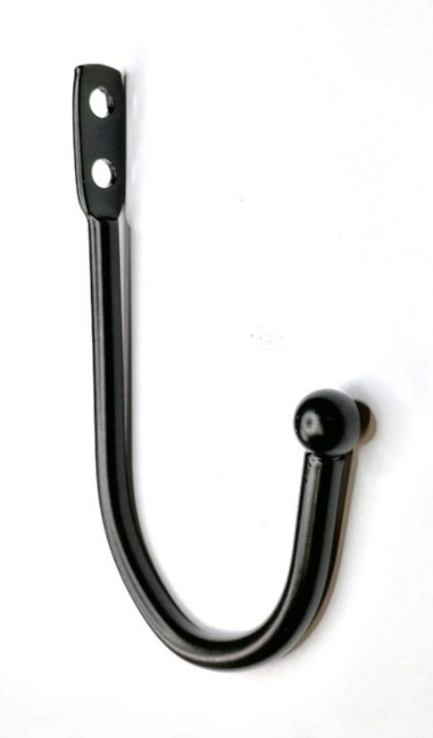 Крючок для ключницы F-141(Б) чёрный