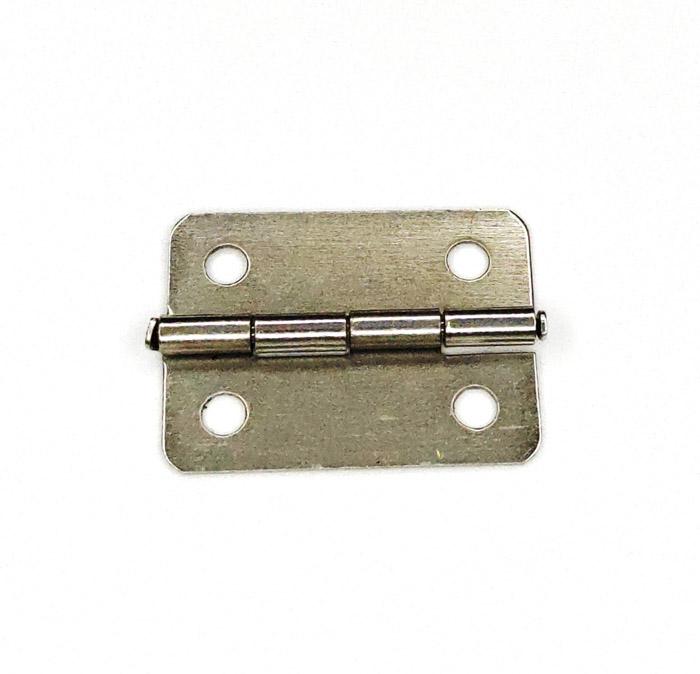 Петля В-014 серебро
