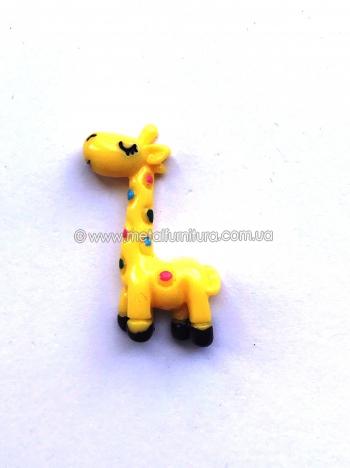 Заготовка из акрила жираф(уп.10шт)