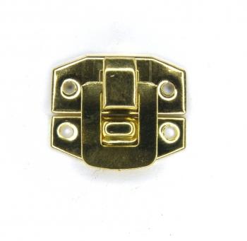 Замок А-012 золотой