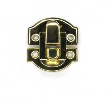 Замок А-020 золотой