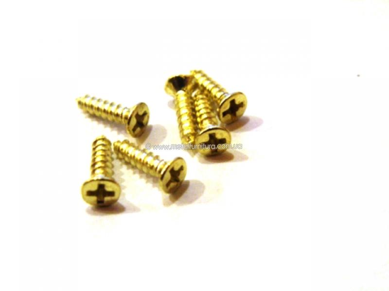 Шурупы золотые 8x2x4