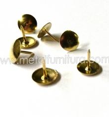 Цвяшки-кнопки, декоративні (уп.100шт)