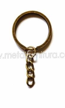 Заготовка брелка для ключей (уп.10шт)