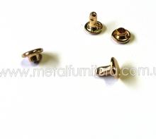 Хольнитены церковное золото 8ммх8мм (уп.1000шт)