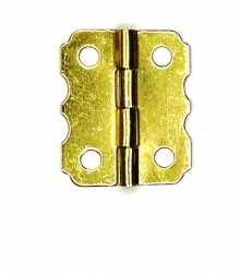 Петля В-022 золотая