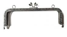 Фермуар №70 срібний