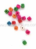 Заготовка кубики с цифрами(уп.100 грам)